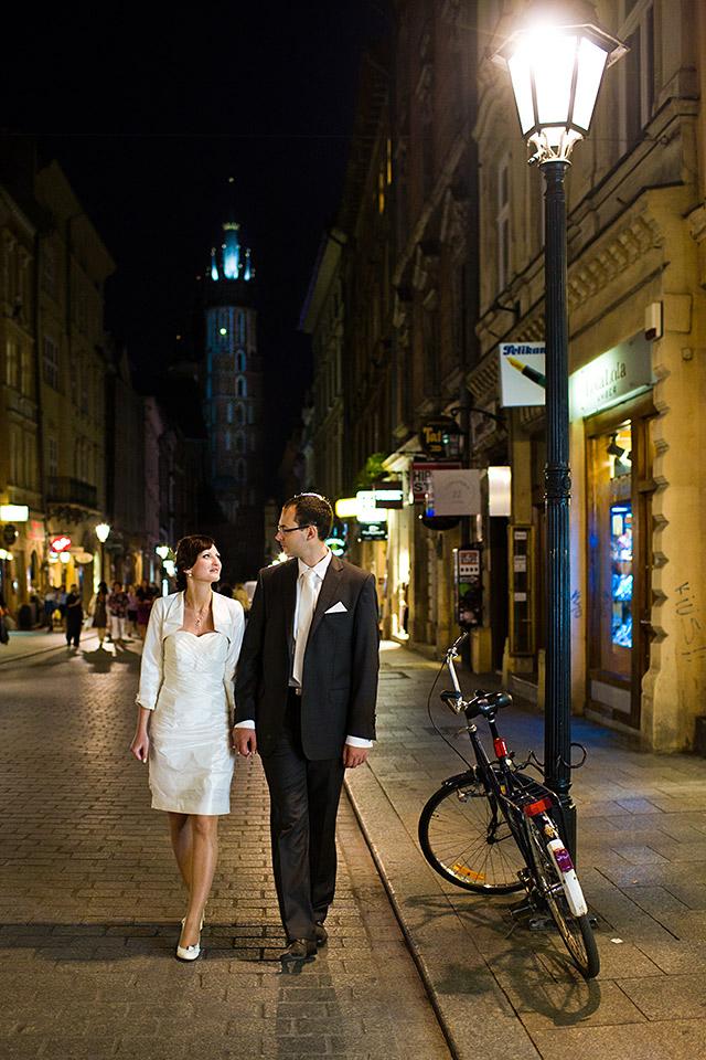 plenerowa sesja ślubna w Ogrodzieńcu i Krakowie