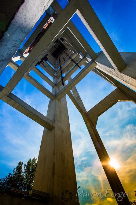 Wieża wyciągowa Prezydent w Chorzowie