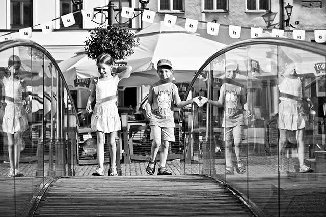 fotografia dziecięca w plenerze